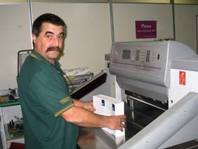 Ray - Offset and Digital Printing Specialist