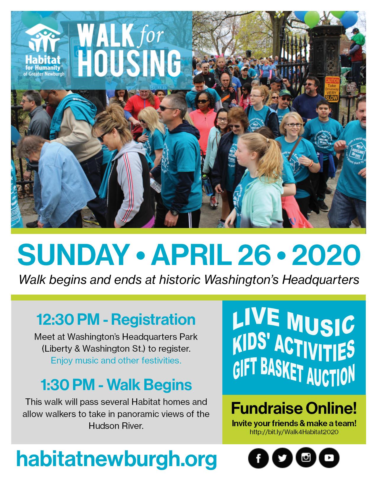Walk For Housing