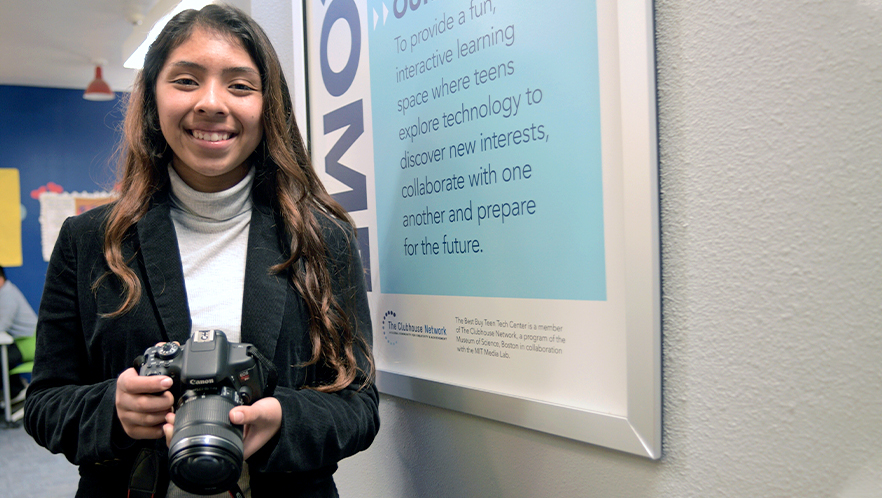 Tech-focused Bresee senior featured on Best Buy Blog