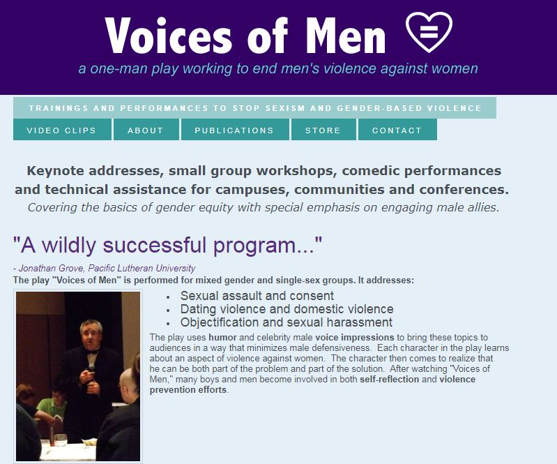 Voices of Men
