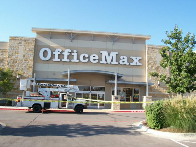 Office Max- Installation
