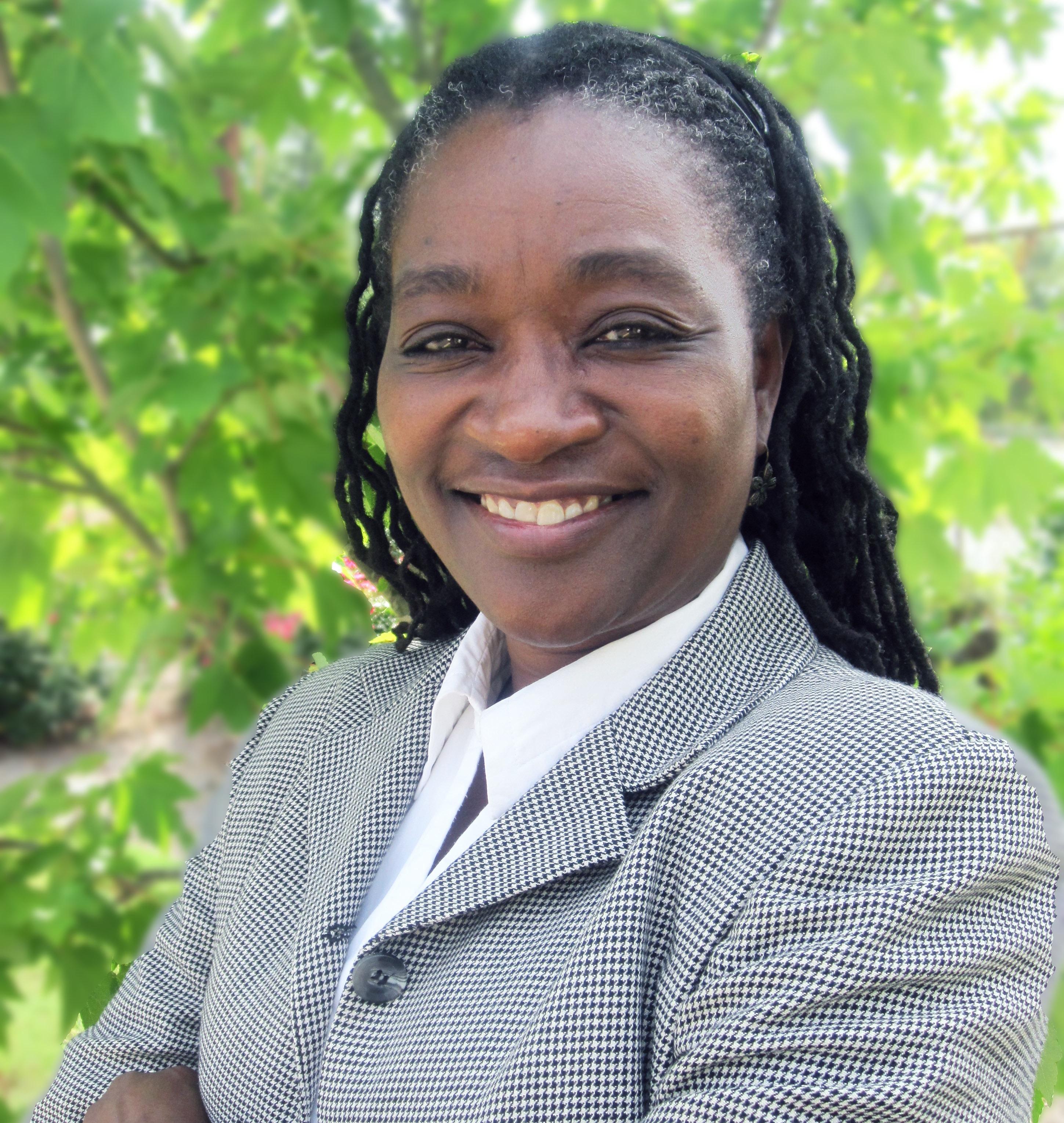 Maritza Collins, Executive Assistant