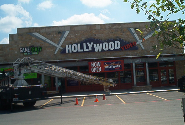 Hollywood Video - Install