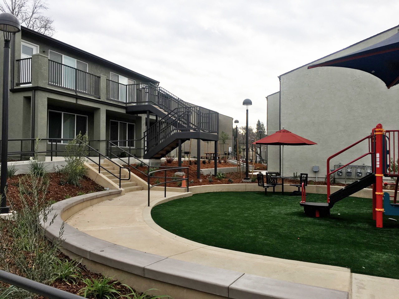 Creston Garden Apartments