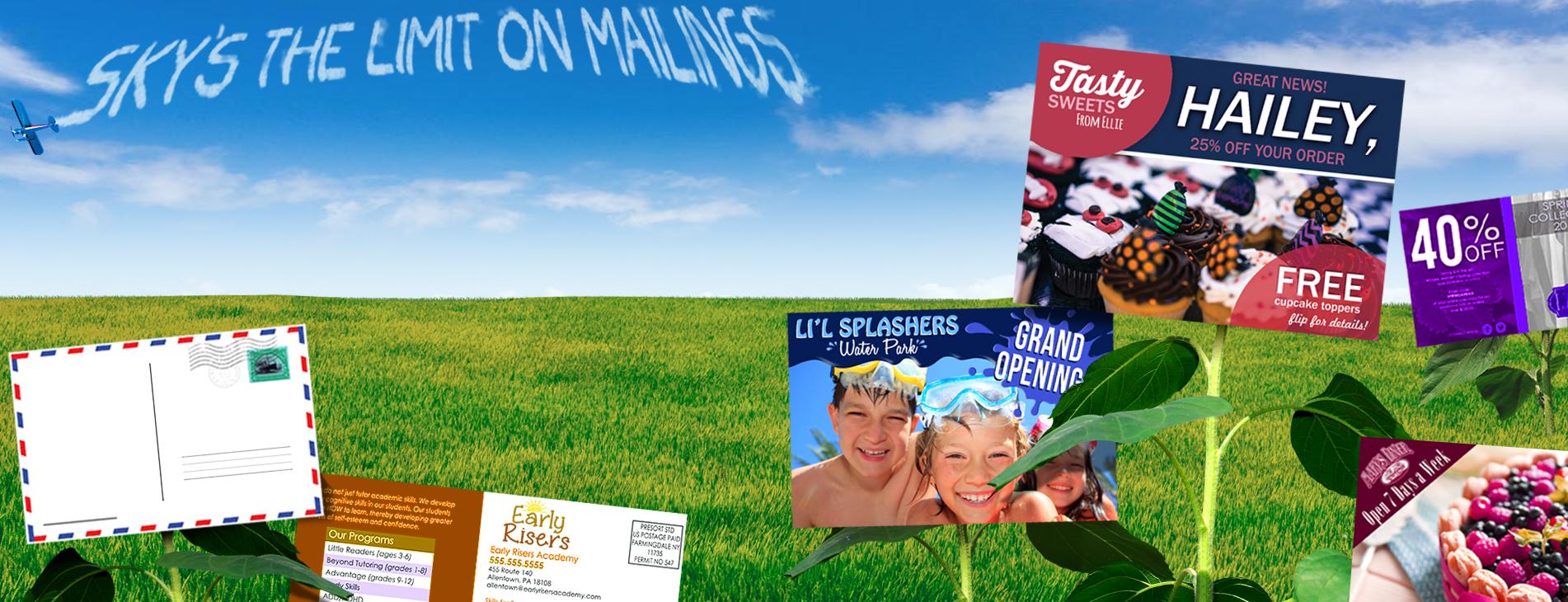 Direct & EDDM Mailing