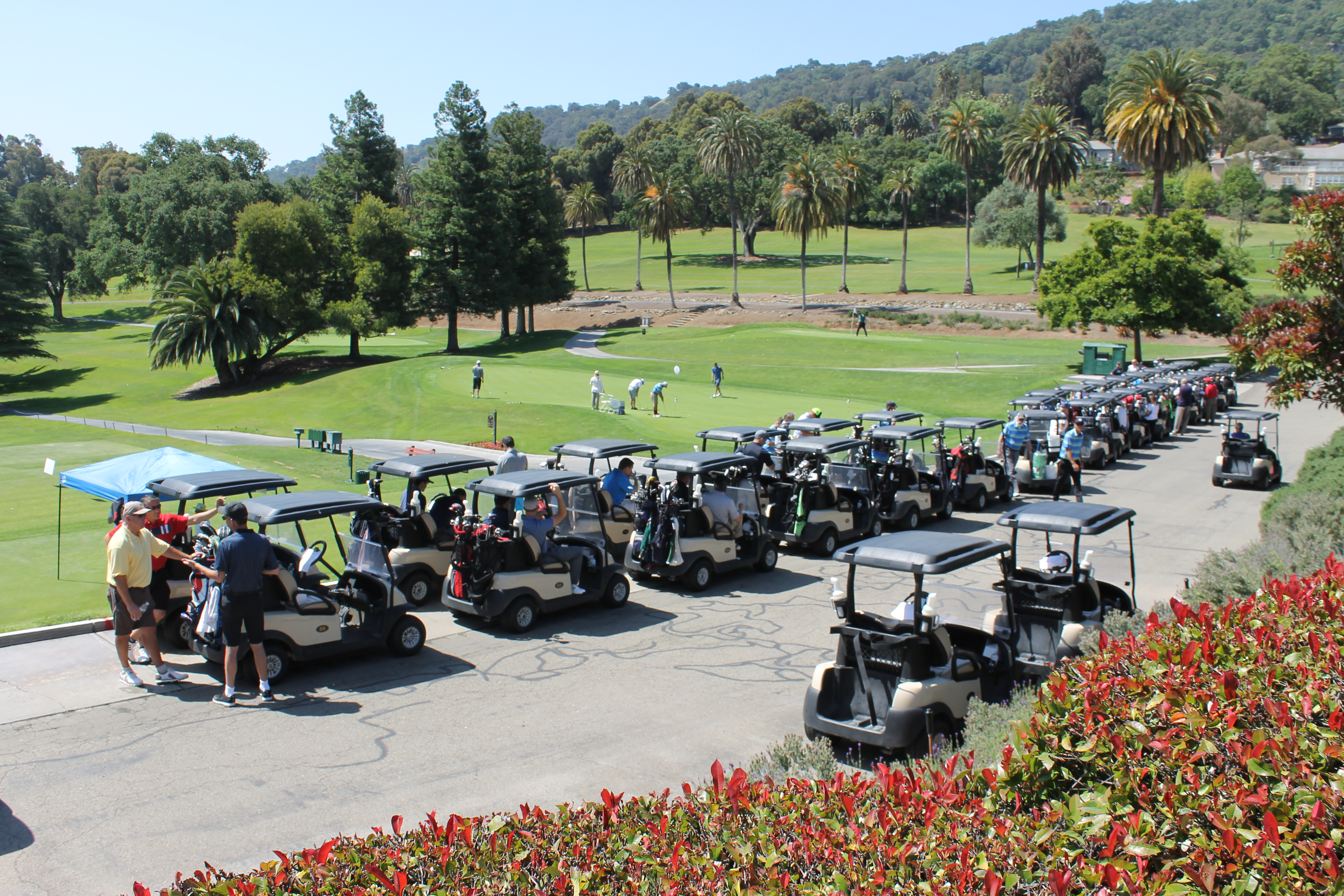 35th and Final Golf Tournament