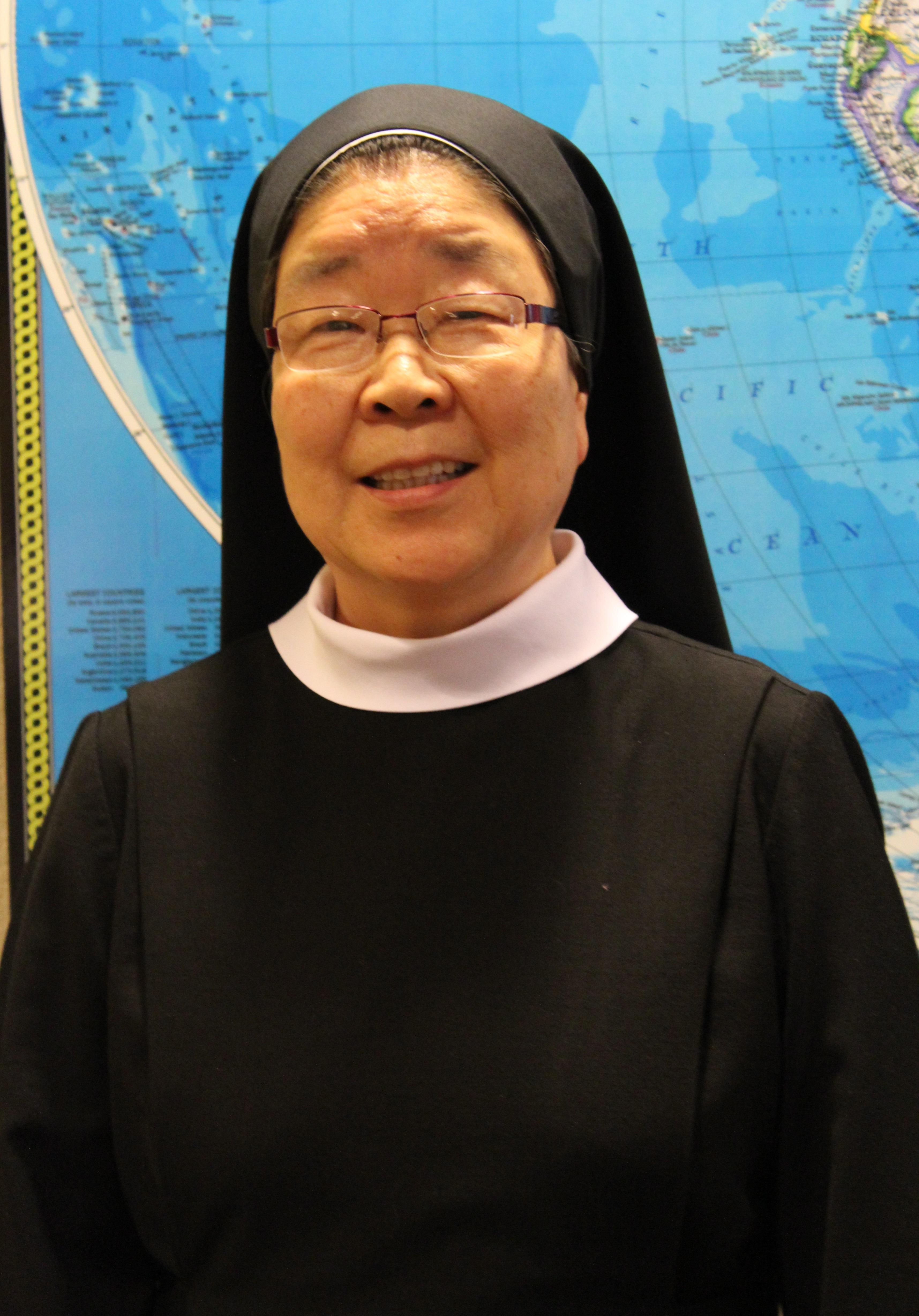 Sr. Hilda Choi