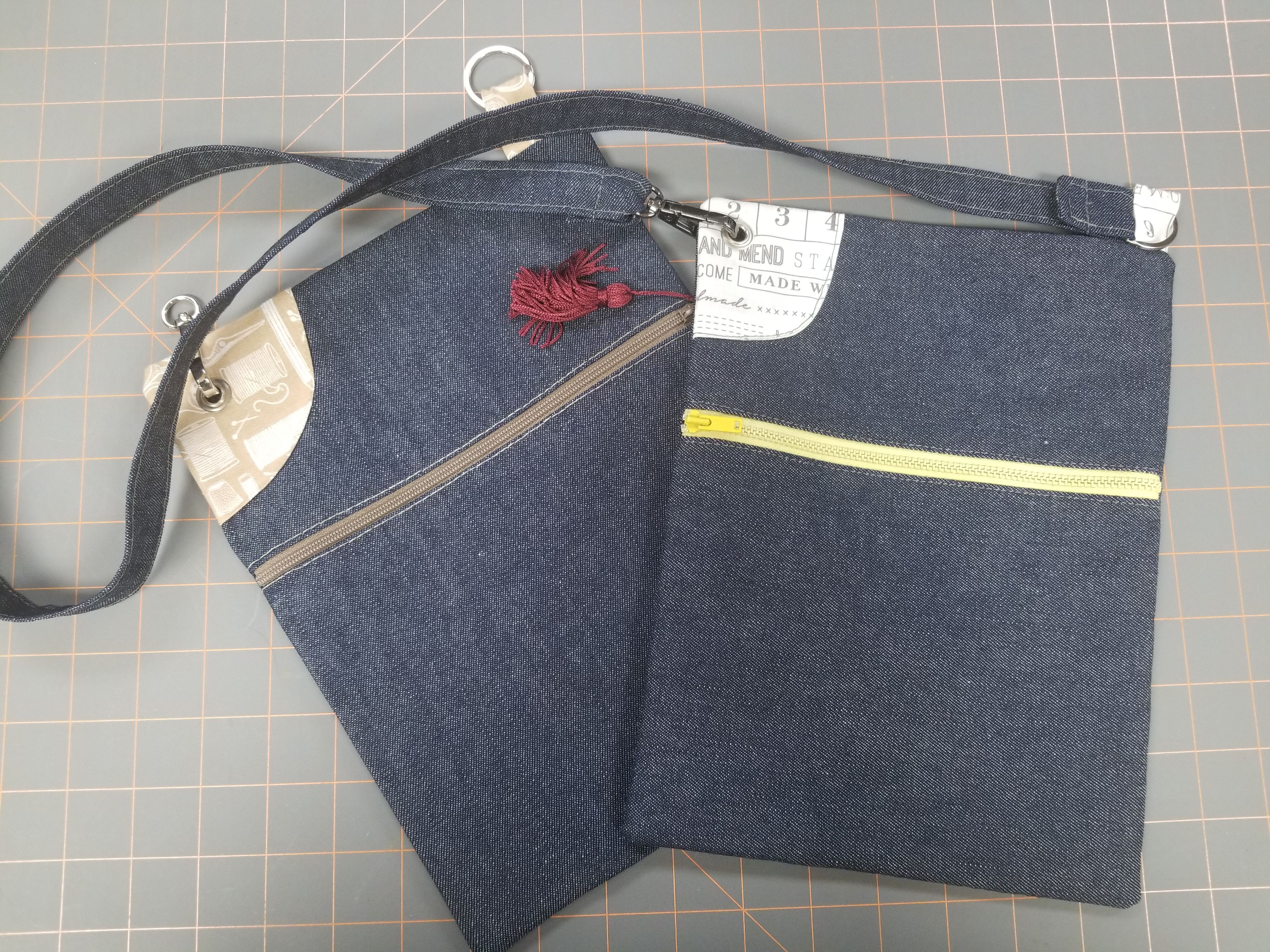 Phase 1 - Sewing Basics - Test Bag 2 of 2