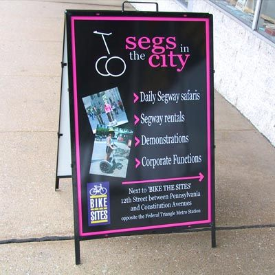 Segway Sign