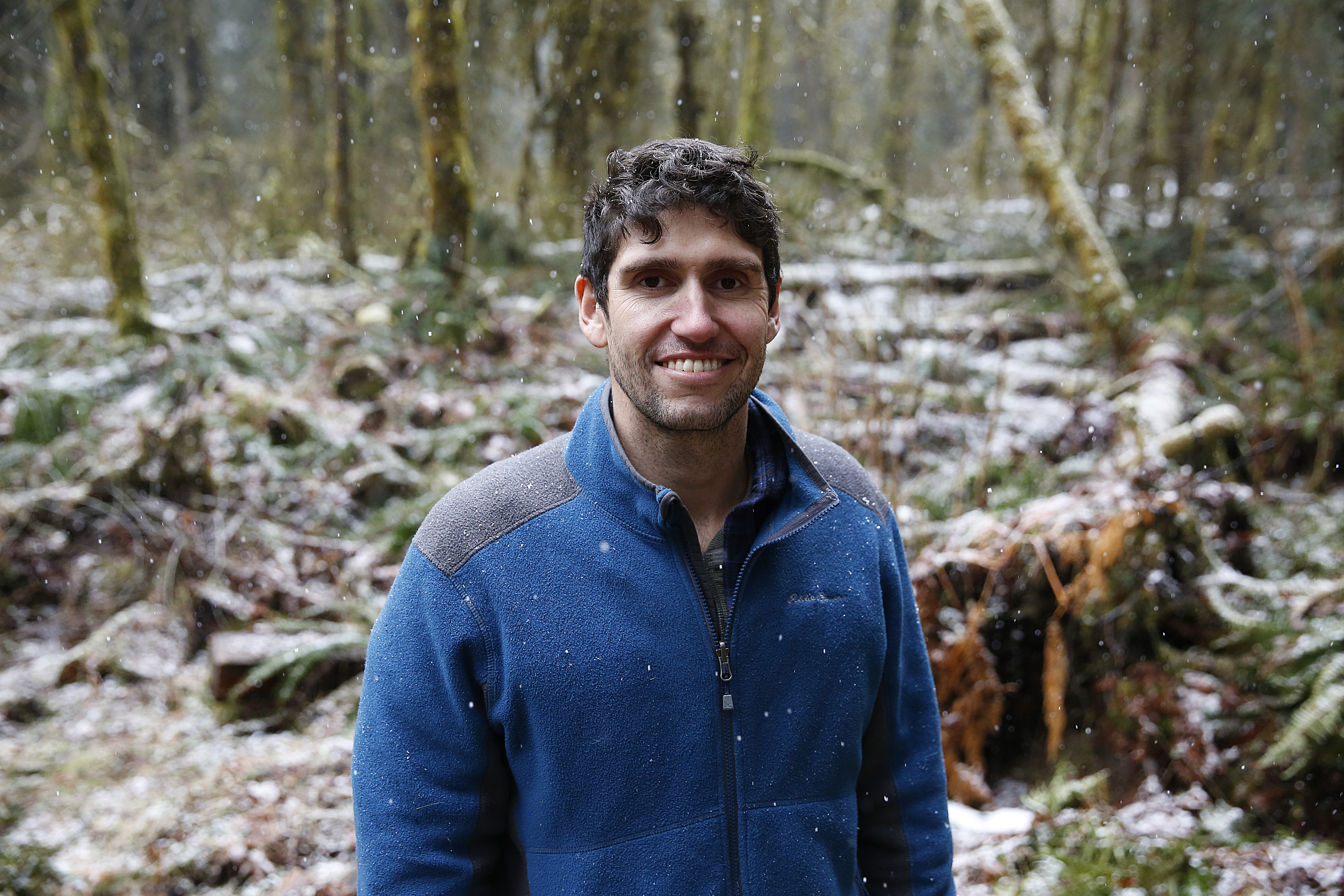 Red Barn Event | Ben Goldfarb, Eager: The Surprising, Secret Life of Beavers and Why They Matter