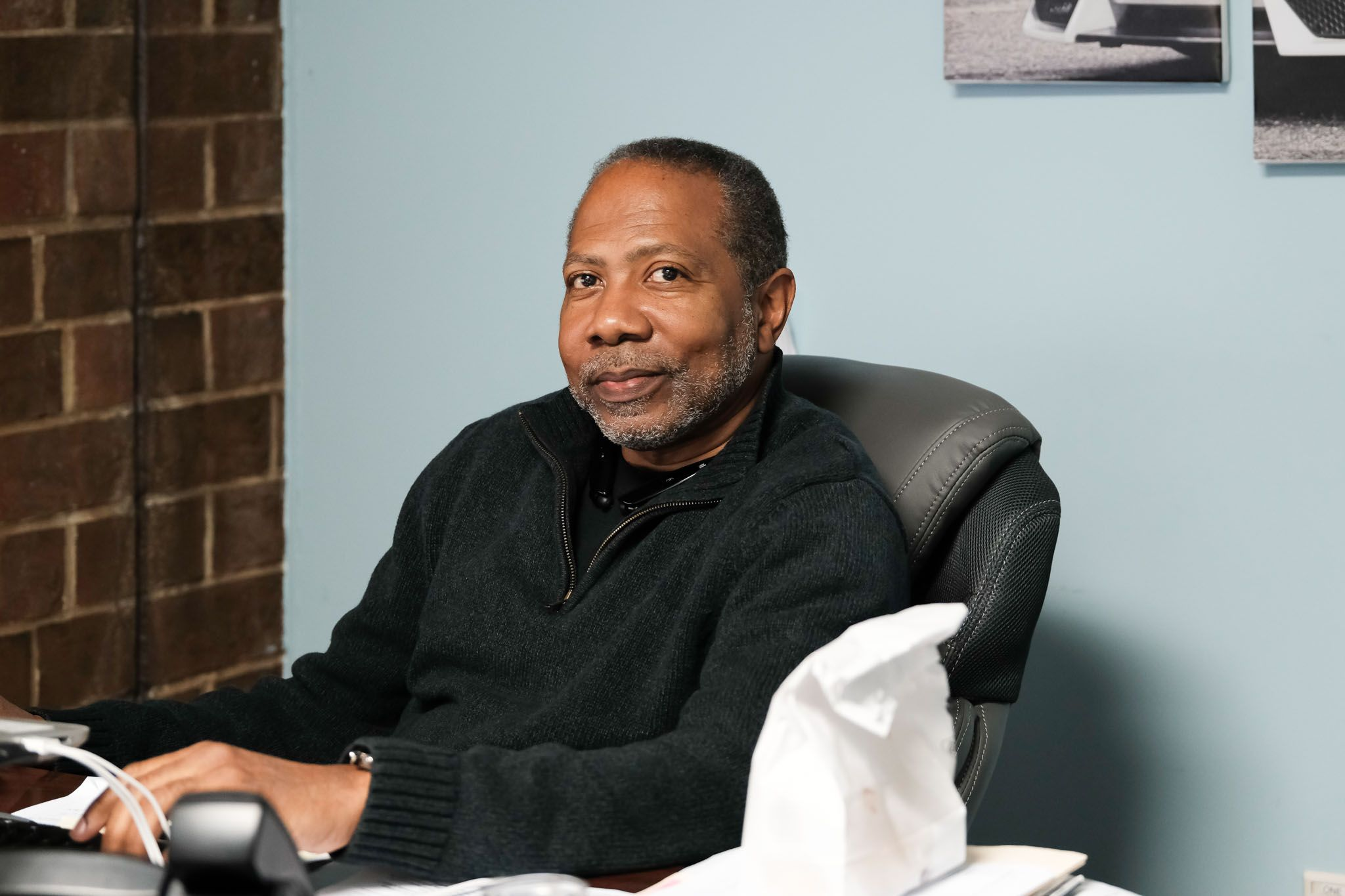 James Jackson, Access to Recovery Services Director