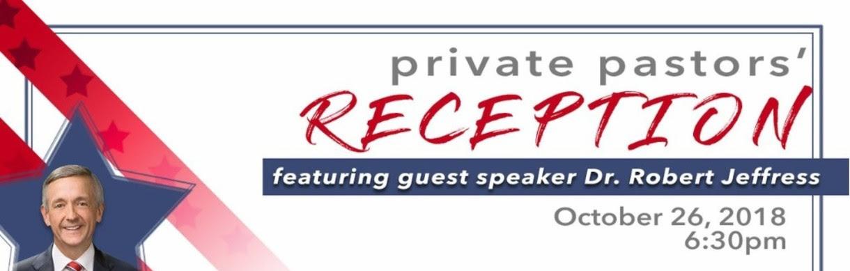 RAF Private Pastors' Reception