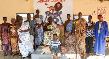 Ghana Door of Return Experience