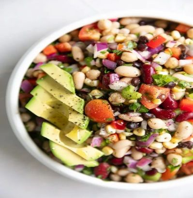 Health and Wellness - Cooking Edition: Easy Bean Salad