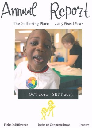 {DONOR} + FY2015 Annual Report is now available