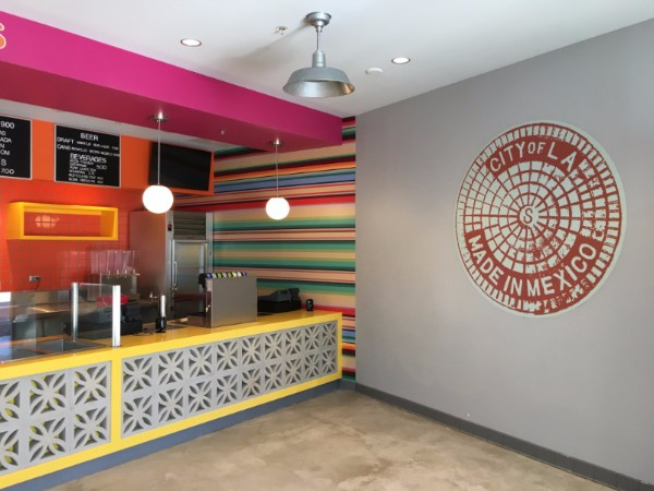 Wall Decor and Graphics for Restaurants in Orange County CA