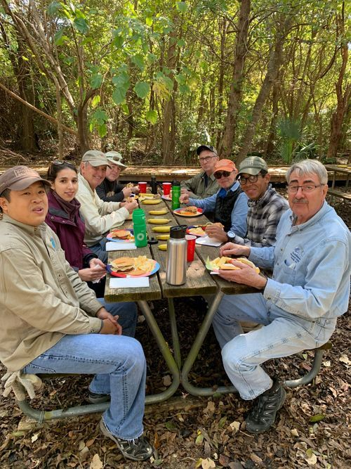 High Island Spring Migration Volunteer Picnic and Season kickoff - postponed
