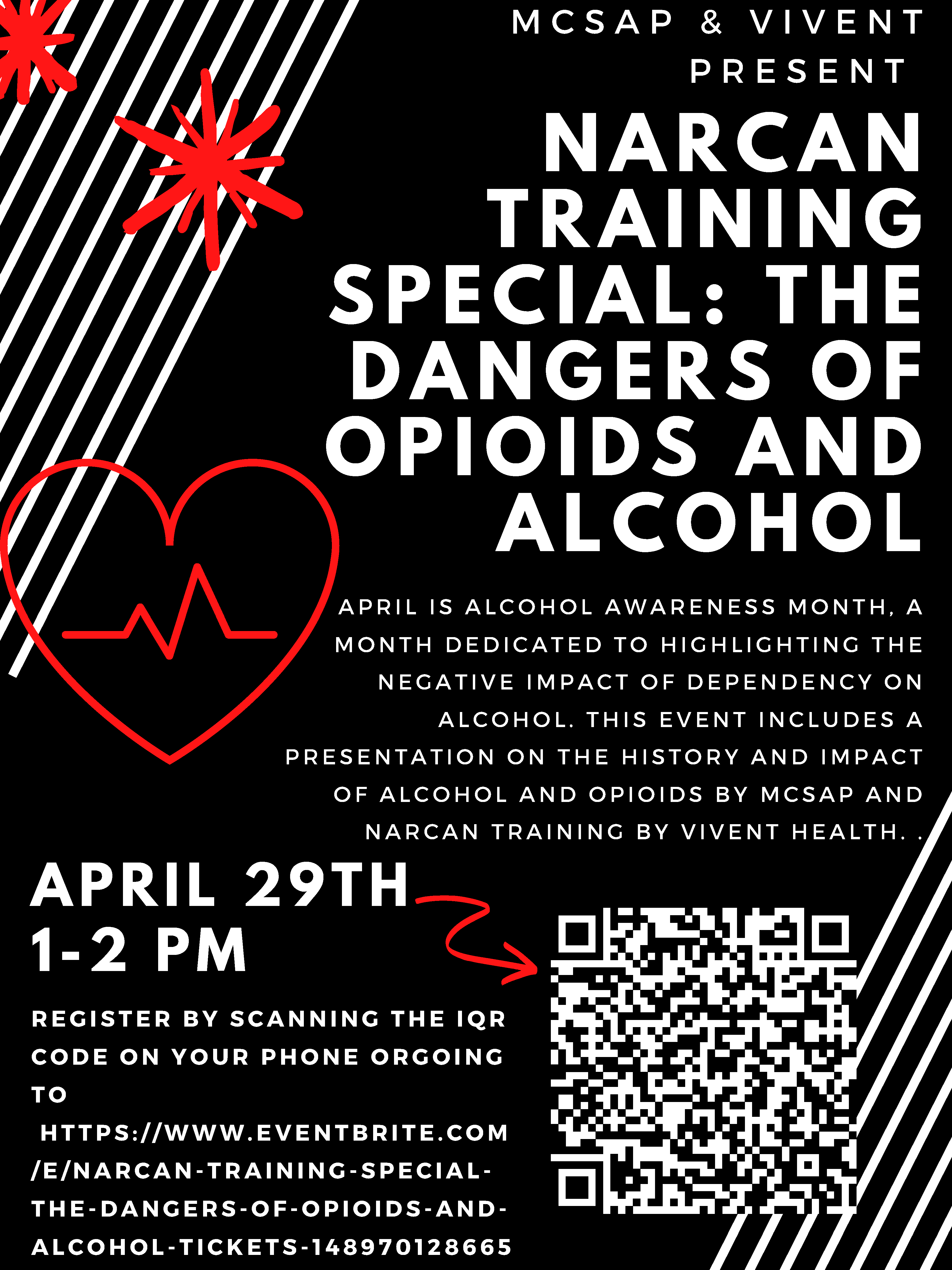 Narcan Training Special: The Dangers of Opioids and Alcohol