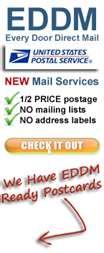 Every Door Direct Mail, EDDM