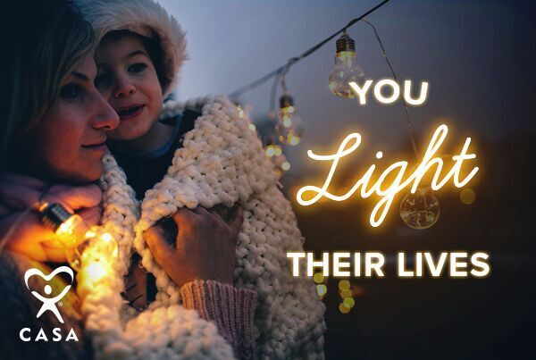 Make a Child's New Year Brighter