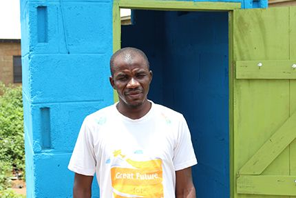Help our customers fund their Sama Sama toilet!