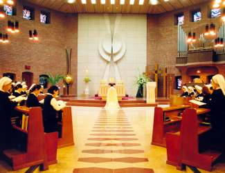 Missionary Benedictine Sisters in Daegu-South Korea