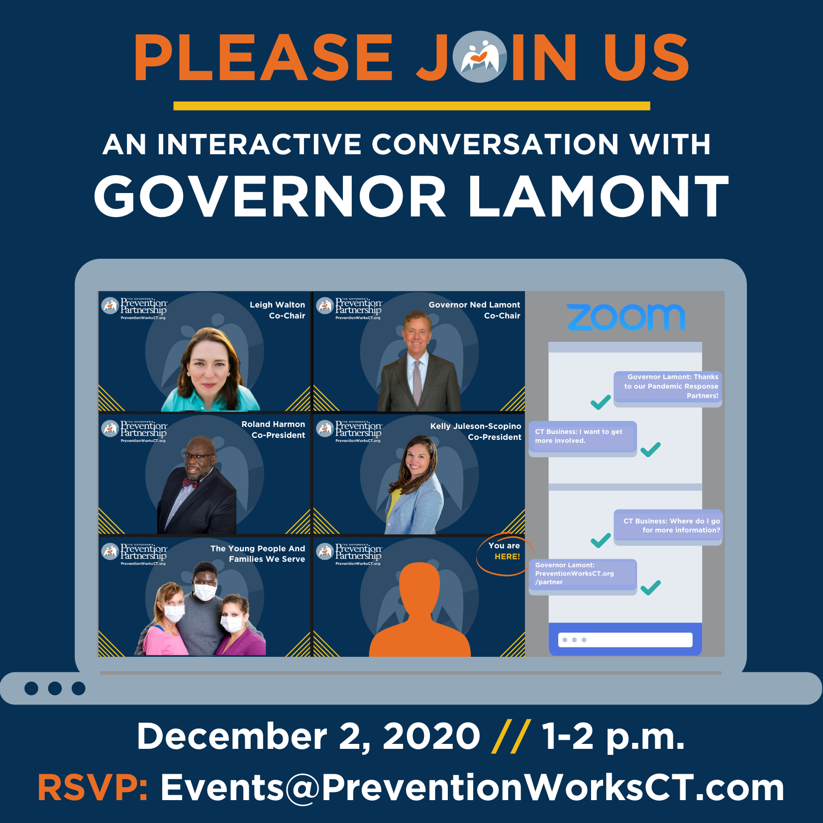 A Conversation With Governor Lamont