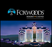 An overnight at Foxwoods Resort and Casino plus $100 towards dinner of your choice