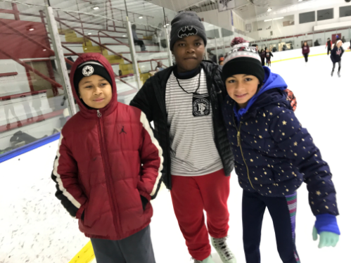 Solar Youth on Ice