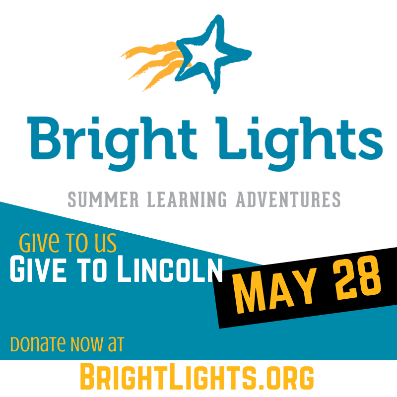Give to Lincoln Day is Thursday!