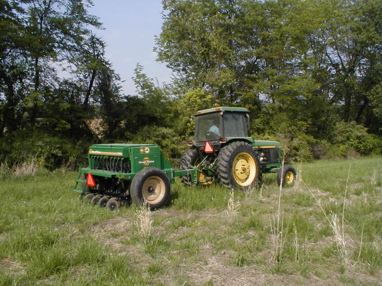 Rent Our No-Till Drills