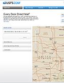 EDDM Online Mapping Tool