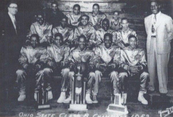Lockland Wayne 1952 Team
