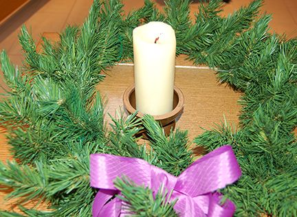 Oblate Advent Retreat - December 7 - 10:00 a.m. to 2:30 p.m.