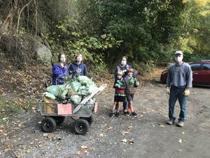 Earth Day River Cleanup