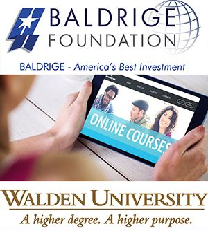 Dr. Tammy Jameson is First Walden Graduate to Complete the Baldrige Capstone