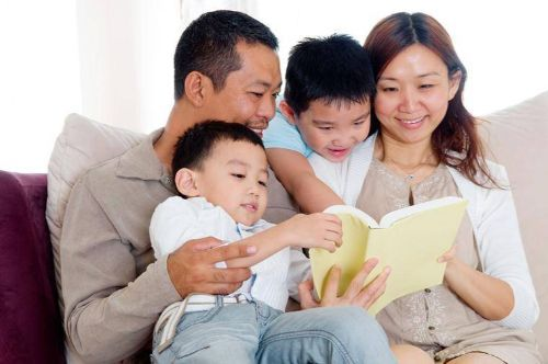 Celebrate National Family Literacy Day!