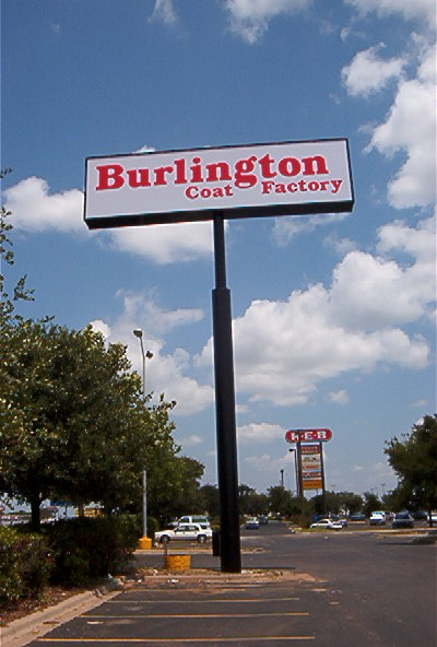 Burlington Coat Factory - Installed