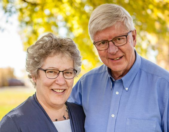 Scholarship Announced Honoring Phyllis and Tom Welch