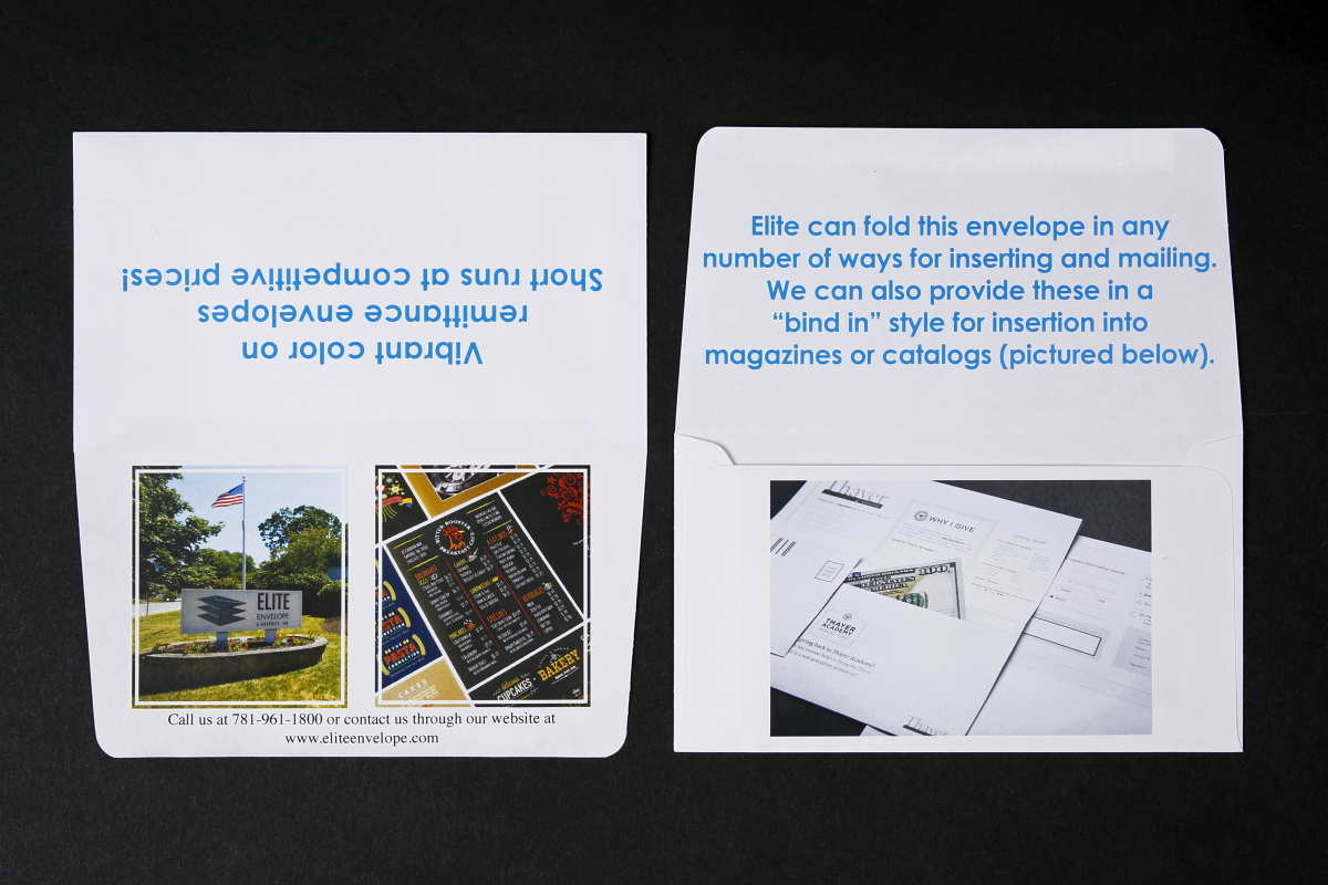 Color Envelope Printing - What's Right for You?