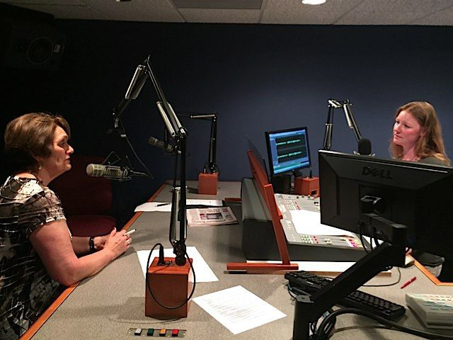 Lawrence discusses Family Design Resources on Cumulus Media's 'People & Perspectives'