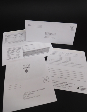 Reply Cards & Envelopes