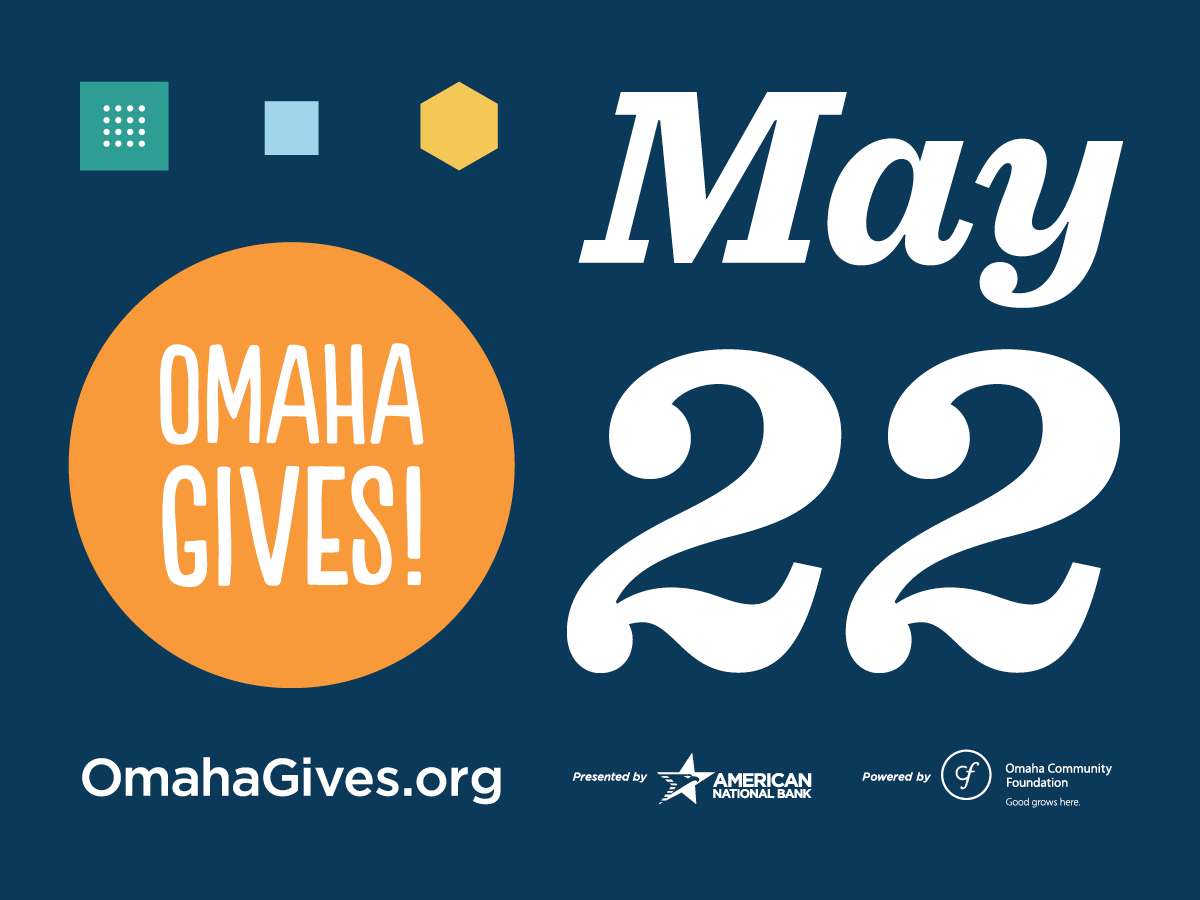 Let's Give Together on Omaha Gives Day!
