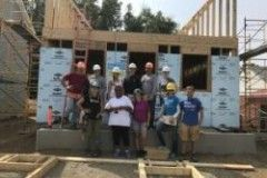 CONSTRUCTION & BUILD SITE VOLUNTEER