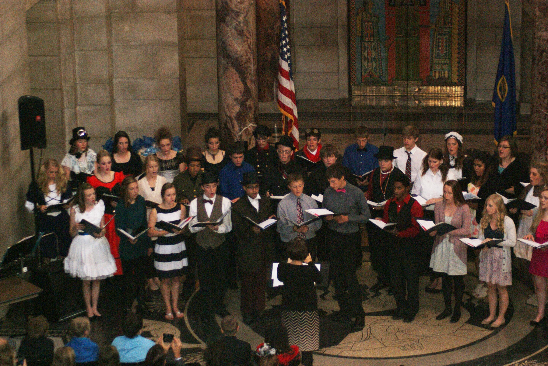 York Dukes & Duchesses Show Choir
