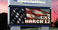 Watchfire LED Signs