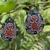 lure earrings