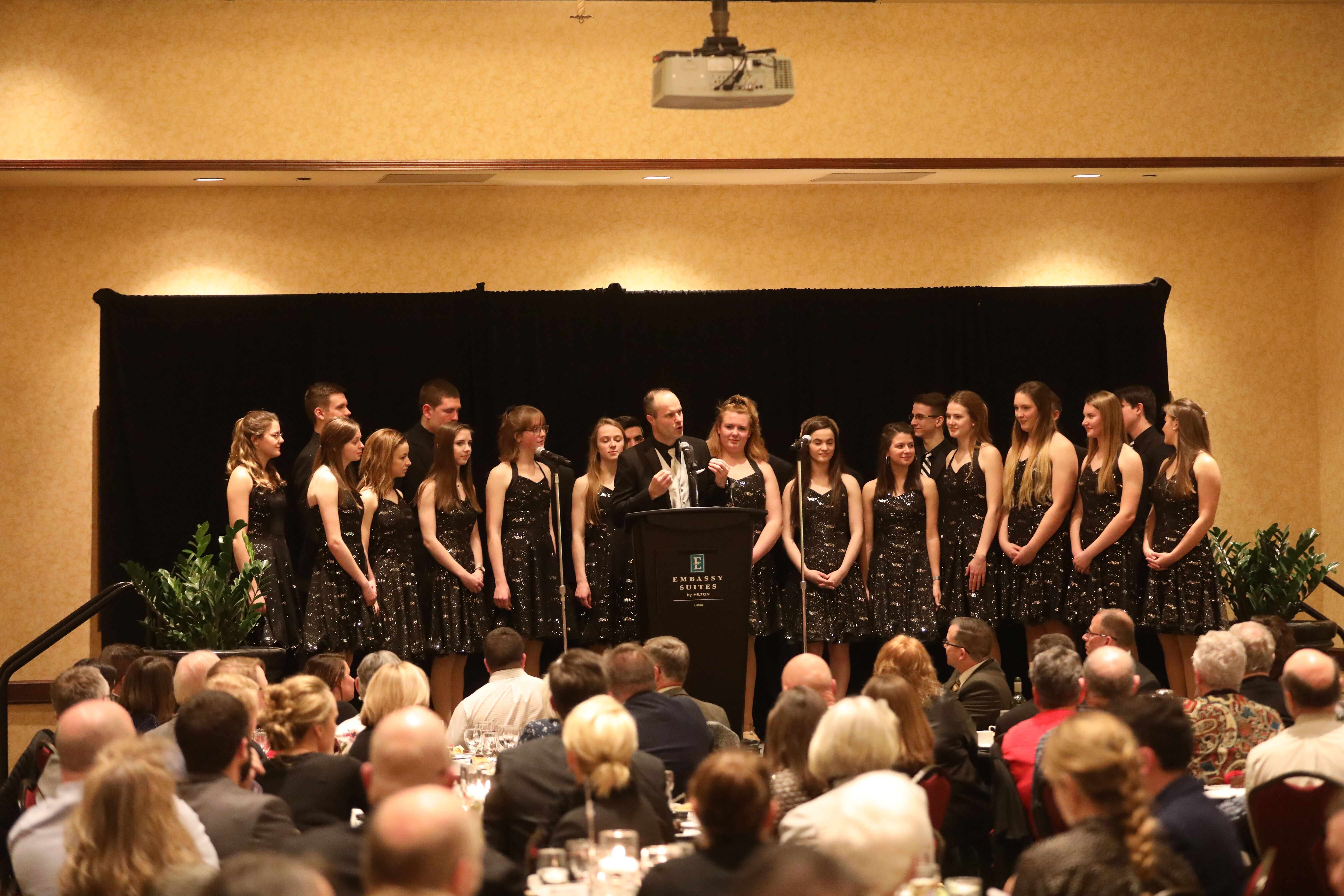 Pius X High School Choir