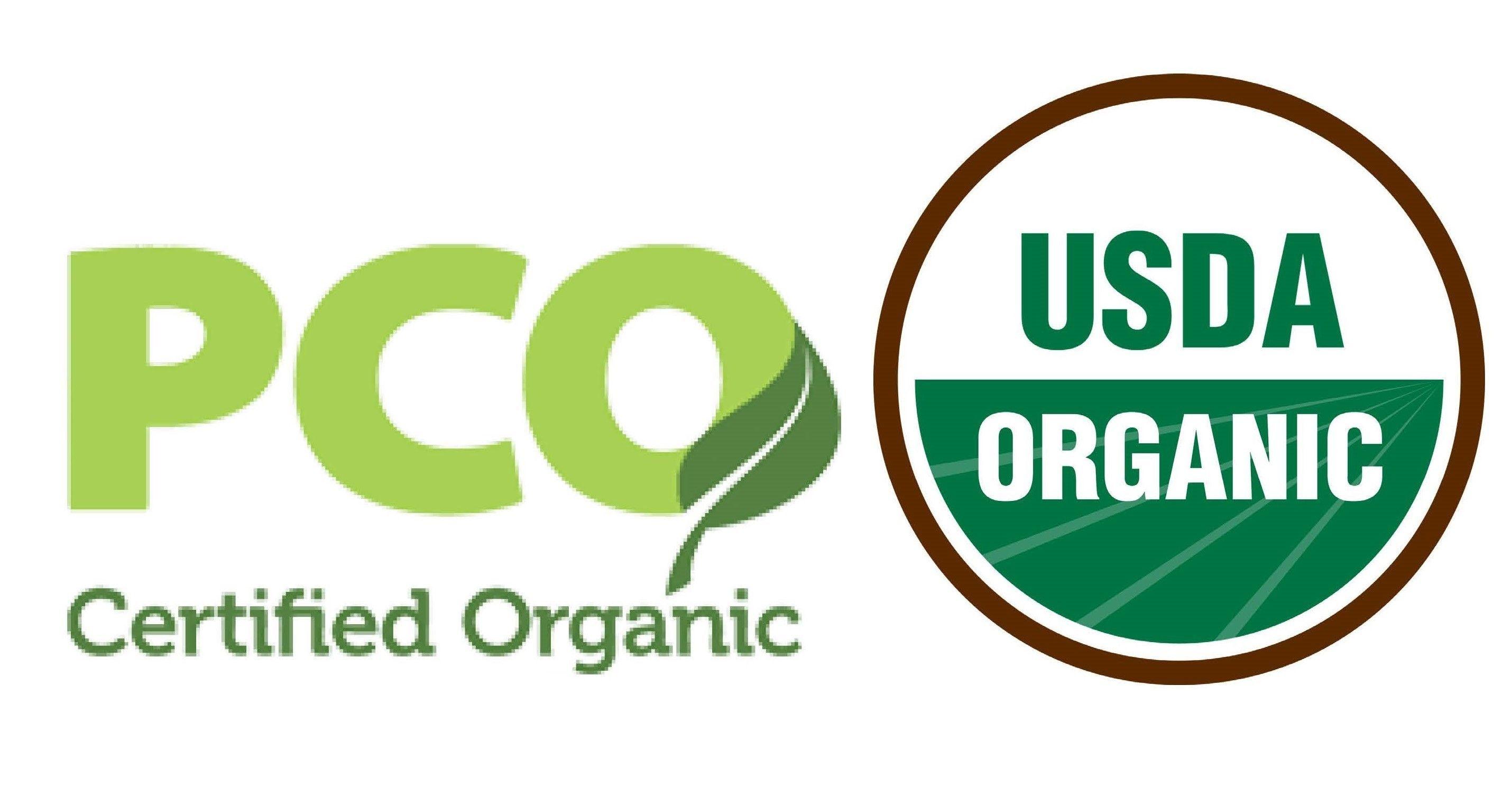 Local Certified Organic Produce