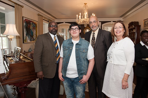 2015 Governor's Residence Reception